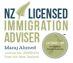 New Zealand Licensed Adviser in Pakistan
