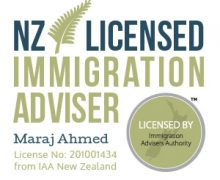 New Zealand Licensed Adviser in Pakistan